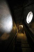 at dome level cathedral di santa Maria del Fiore, Florence France