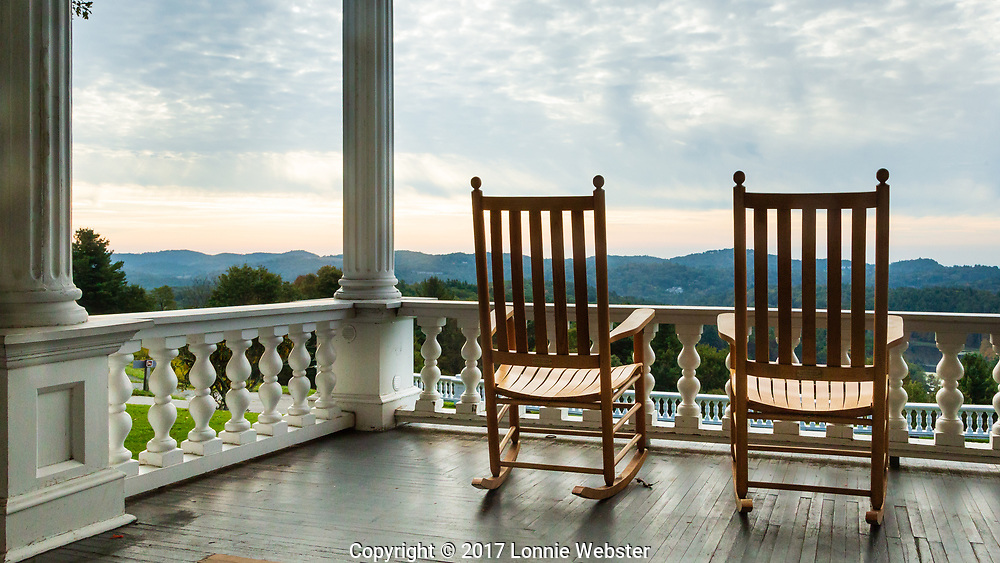 Cone Estate on the Blue Ridge Parkway near Blowing Rock, NC