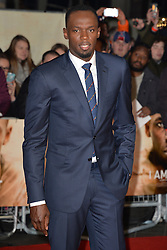 Usain Bolt bei der Filmpremiere von 'I Am Bolt' in London / 281116