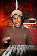 Norman Jay, DJs at club London, UK, 2005