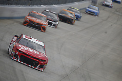 October 7, 2018 - Dover, Delaware, United States of America - Austin Dillon (3) battles for position during the Gander Outdoors 400 at Dover International Speedway in Dover, Delaware. (Credit Image: © Justin R. Noe Asp Inc/ASP via ZUMA Wire)