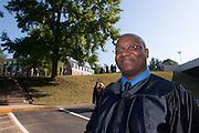 18276Undergraduate Commencement 2007....Rick Hicks