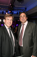 John Whittingdale MP and Jon Webster MMF CEO