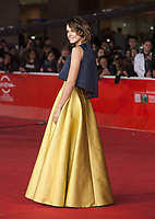KASIA SMUTNIAK SUL RED CARPET DELLA FESTA DEL CINEMA DI ROMA<br /> KASIA SMUTNIAK ON THE RED CARPET OF THE ROME FILM FESTIVAL
