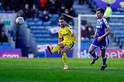 Luke O'Neill of AFC Wimbledon in action during the EFL Sky Bet League 1 match between Gillingham and AFC Wimbledon at the MEMS Priestfield Stadium, Gillingham, England on 29 February 2020.