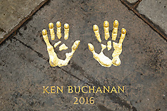 Ken Buchanan Loving Cup presentation | Edinburgh | 3 March 2017