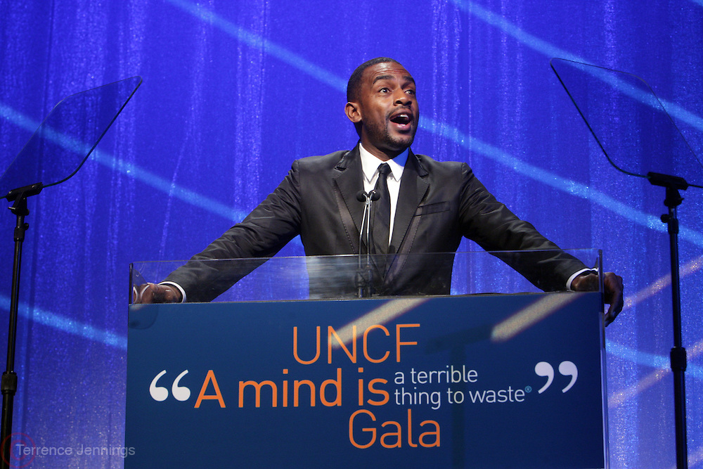 "New York, NY- MARCH 1:  Actor/Comedian Bill Bellamy at the UNCF "" A Mind is "" Gala held at the Marriott Marquis Hotel on March 1, 2012 in New York City. Photo Credit: Terrence Jennings"