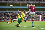 Aston Villa v Norwich City - EFL Championship