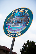 Temple City California