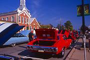 Clarion, PA antique car show