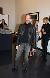 PATRICK COX at a private view of an exhibition of portrait photographs by Danish photographer Marc Hom held at the Hamiltons Gallery, 13 Carlos Place, London on 23rd October 2006.<br /><br />NON EXCLUSIVE - WORLD RIGHTS