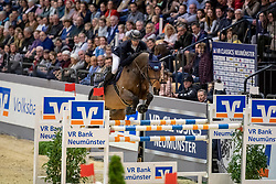 Wulschner Holger, GER, BSC Cha Cha Cha<br /> Grand Prix Jumping<br /> Neumünster - VR Classics 2019<br /> © Hippo Foto - Stefan Lafrentz