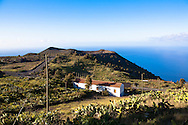 ESP, Spain, the Canary Islands, island of La Palma, the volcano San Antonio near Fuencaliente/Los Canarios at the southern tip of the island.<br /> <br /> ESP, Spanien, Kanarische Inseln, Insel La Palma, der Vulkan San Antonio bei Fuencaliente/Los Canarios an der Suedspitze der Insel.