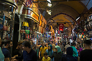 Shops of the Grand Bazar, Istanbul
