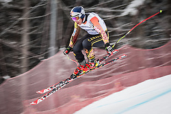 21.02.2013, Kandahar, Garmisch Partenkirchen, AUT, FIS Weltcup Ski Alpin, Abfahrt, Herren, 1. Training, im Bild Erik Guay (CAN) // Erik Guay of Canada in action during 1st practice of the  mens Downhill of the FIS Ski Alpine World Cup at the Kandahar course, Garmisch Partenkirchen, Germany on 2013/02/21. EXPA Pictures © 2013, PhotoCredit: EXPA/ Johann Groder