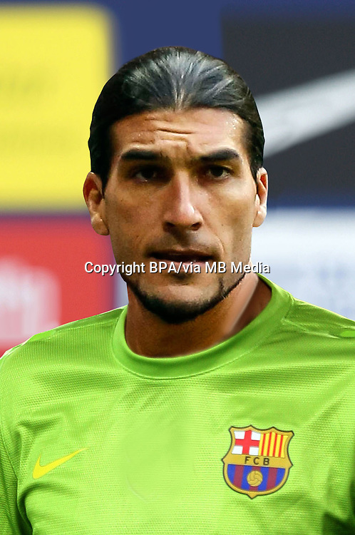 José Manuel Pinto ( FC Barcelona )