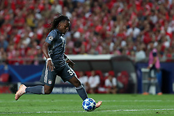 September 19, 2018 - Lisbon, Portugal - Bayern Munich's midfielder Renato Sanches from Portugal in action during the UEFA Champions League Group E football match SL Benfica vs Bayern Munich at the Luz stadium in Lisbon, Portugal on September 19, 2018. (Credit Image: © Pedro Fiuza/ZUMA Wire)