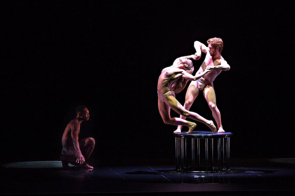Pilobolus, Shubert Theatre, Boston.
