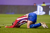 Atletico de Madrid's player Fernando Torres during a match of UEFA Champions League at Vicente Calderon Stadium in Madrid. November 01, Spain. 2016. (ALTERPHOTOS/BorjaB.Hojas)