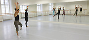 Universities in Vienna, Austria..Konservatorium Wien Privatuniversität..Ballett class.