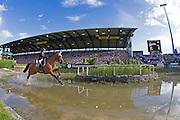 Helena Lundback - Bukowskis 43 AN<br /> World Equestrian Festival, CHIO Aachen 2012<br /> © DigiShots