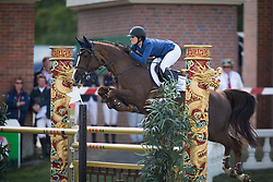 Kessler Reed (USA) - Cylana <br /> CP International Grand Prix presented by Rolex<br /> Spruce Meadows Masters - Calgary 2014<br /> © Dirk Caremans