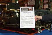 "RIAC Classic Car Show 2013, RDS, 1934 Terraplane, 21.6hp 3474cc, Terraplane translates literally as ""Land-Plane"" and created quite a stir when launched in 1932 as the Essex Terraplane. This particular car is powered by a 3 litre straight six and will in time be re-commissioned as an original car. Irish, Photo, Archive."