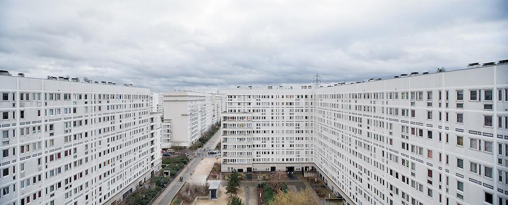 La caravelle villeneuve la garenne archives martin argyroglo photographe - Jean dubuisson architecte ...