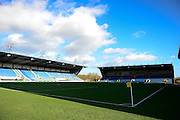 The Kassam Stadium during the The FA Cup Fourth Round match between Oxford United and Blackburn Rovers at the Kassam Stadium, Oxford, England on 30 January 2016. Photo by Dennis Goodwin.