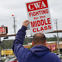 Protest AT&T - Pensacola 2016