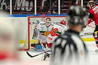 2019-03-05 | Malmö, Sweden:  Malmö Redhawks (26) Axel Wemmenborn Malmö Redhawks - Mora IK at Malmö Arena, Malmö. (Photo by:  Jimmy Palm I Swe Press Photo)<br /> <br /> Keywords: Icehockey, SHL, Malmö Redhawks, Mora IK, Malmö, Mora, Malmö arena, Ishockey,