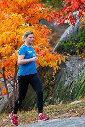 03-11-2018 USA: NYC Marathon We Run 2 Change Diabetes day 2, New York<br /> day before the marathon the usual photo shoot in Central Park / Anke