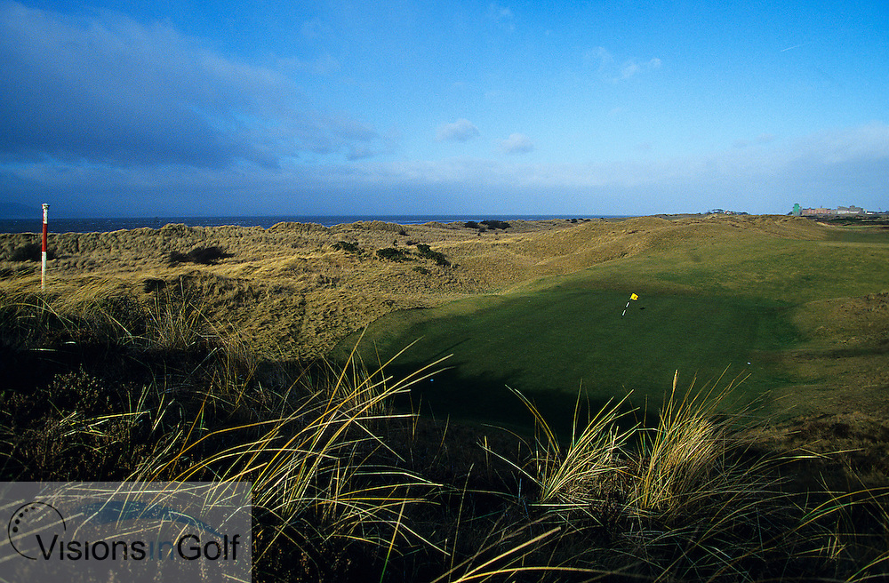 Silloth GC, England, Uk, Photo Mark Newcombe