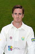 Alex Jones. Glamorgan County Cricket Club, season 2012, photocall at the Swalec Stadium in Cardiff. pic by Andrew Orchard