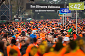 The San Silvestre Vallecana 2012 in Madrid
