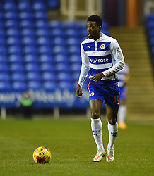 Reading's Nathaniel Chalobah - Photo mandatory by-line: Paul Knight/JMP - Mobile: 07966 386802 - 17/02/2015 - SPORT - Football - Reading - Madejski Stadium - Reading v Wigan Athletic - Sky Bet Championship