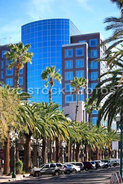 Anaheim City Hall Orange County California