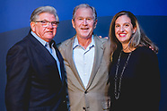 Chevron Retail Convention - Day 2 - President Bush Step and Repeat