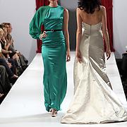 NLD/Amsterdam/20080901 - Modeshow Jos van Raak 2008,