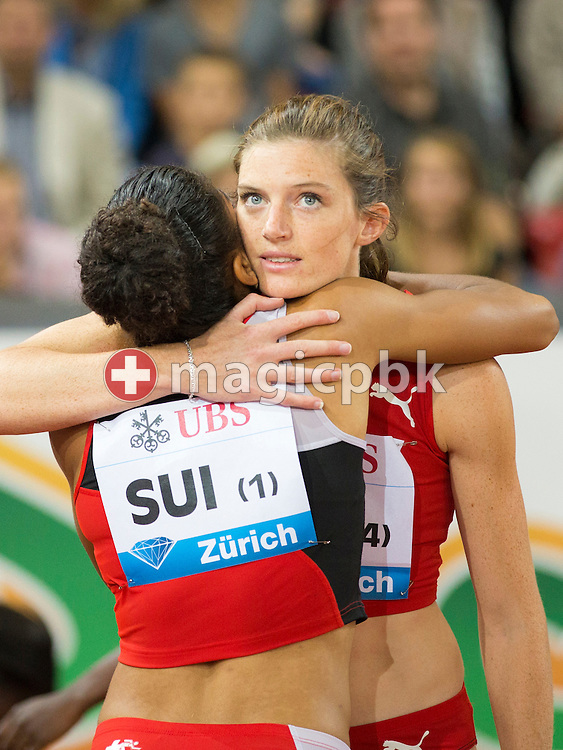 Iaaf Diamond League meeting at the Letzigrund Stadium in Zurich, Switzerland, Thursday, Aug. 28, 2014. (Photo by Patrick B. Kraemer / MAGICPBK)