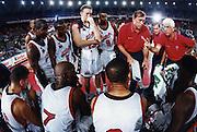 Italia-USA Roma 1998<br /> team usa