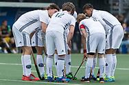 Den Bosch - Den Bosch - Pinoke Heren, Hoofdklasse Hockey Heren, Seizoen 2017-2018, 29-04-2018, Den Bosch - Pinoke 5-1,  Mannen Pinoke<br /> <br /> (c) Willem Vernes Fotografie