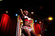 A very joyous Christmas treat from everyone's friend Clownvis and his cohorts Craig Mayhem and Narvel P. Tuffnuts at Off Broadway in Saint Louis, Missouri. Special performances from Lola Van Ella, Sammich the Tramp, and Foxy La Feelion. Bible Belt Sinners warmed up the crowd. A good time was had by all.