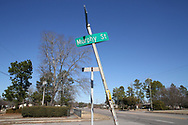 Murphy Village, North Augusta, South Carolina is a community of around 2000 Irish Travellers who settled there in the late 60s. They bought some land, following the advice of Catholic priest Father Murphy who also had a catholic church, St Edward, built in Murphy village.