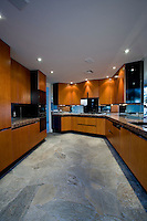 Luxury interior design kitchen