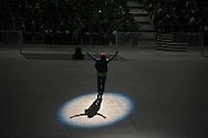Dancer in the spotlight at 2010 Paralympic Opening ceremony