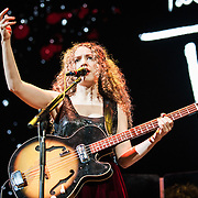 Tal Wilkenfeld performs at Verizon Center in Washington, DC  (Photo Copyright © Richie Downs).