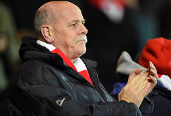 Spectator at the FA Cup third round match between Bristol City and West Bromwich Albion at Ashton Gate Stadium on 20 January 2016 in Bristol, England - Mandatory by-line: Paul Knight/JMP - Mobile: 07966 386802 - 19/01/2016 -  FOOTBALL - Ashton Gate Stadium - Bristol, England -  Bristol City v West Bromwich Albion - FA Cup third round
