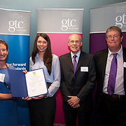Images from the 2014 GTSC Probabtion Event Pictured are Jackie Brock (Chief Executive of Children First), Alice Collier (Dundee City),,Ken Muir (Chief Executive GTCS) and Derek Thompson (Convener GTCS). Thursday 12th June 2014.