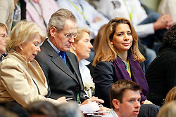 HRH Princess Haya (JOR), Roche John (GBR)<br /> Rolex FEI World Cup Final - Geneve 2010<br /> © Dirk Caremans